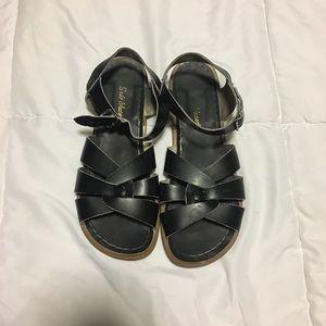 Salt water sandals- size 8